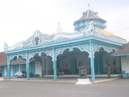 Keraton Kasunanan Surakarta, Solo - Central Java