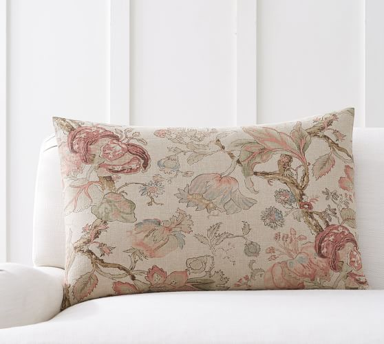 Grace Linen Pillow Cover