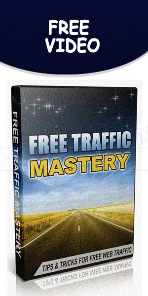 Free Traffic Mastery  Tips & Tricks For Free Web Traffic!  Every internet marketers and online business owners talks about how to drive targeted traffic that converts into their website.