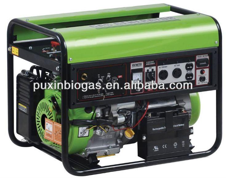 small sizes methane gas generator $100~$10000