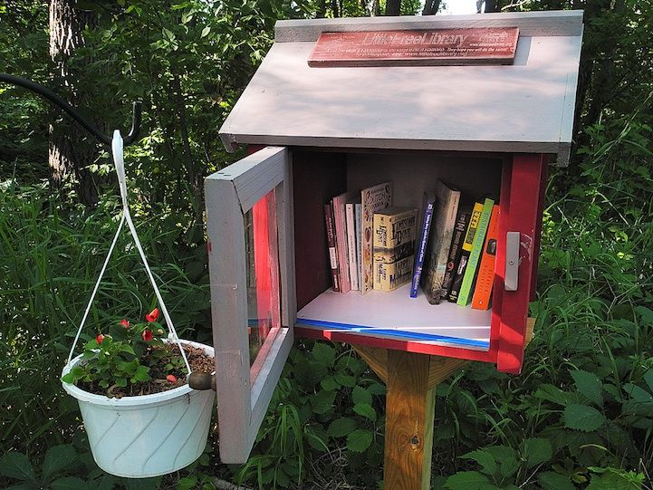 137 best Little Free Library images on Pinterest Free library - free bol