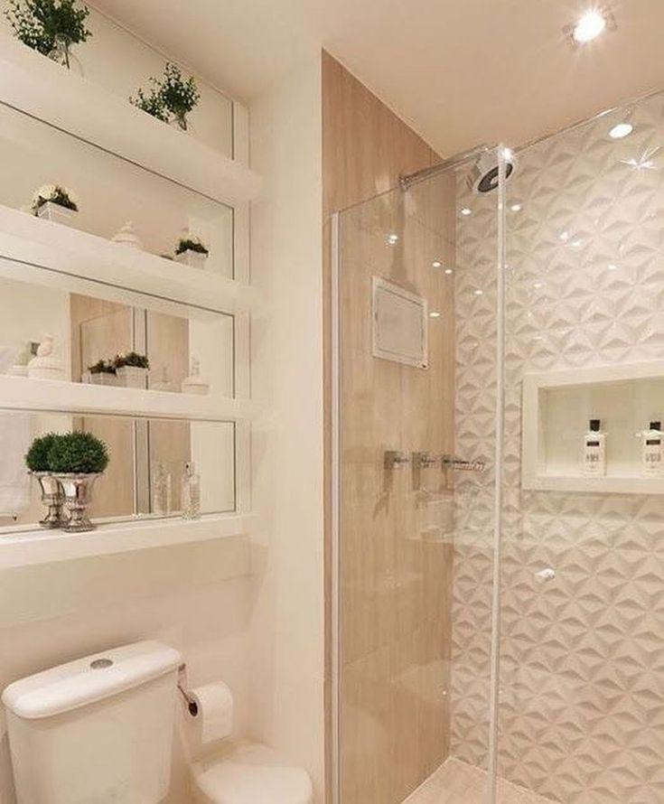 Home Idea {HI}   Dani Porto sur Instagram: Special bathroom! 🥰 There's a pas …   – Bath Room