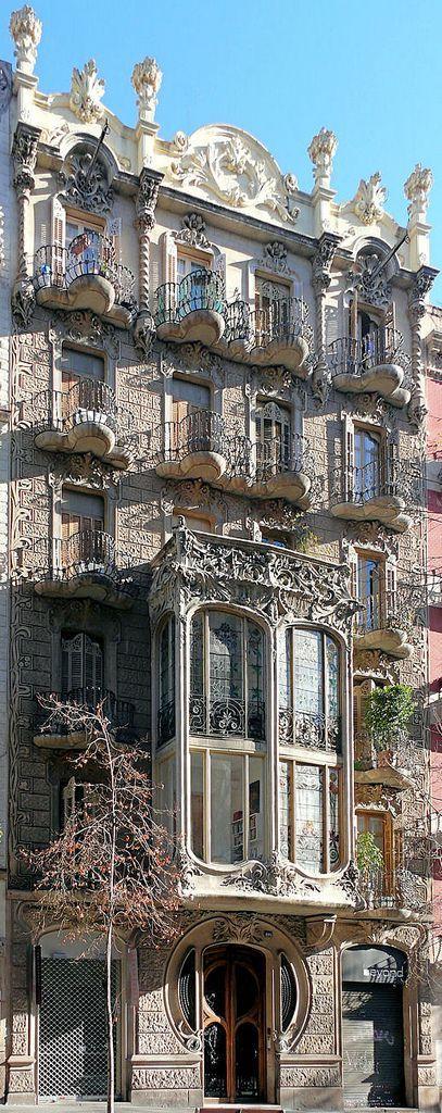 The home of Enric Granados (Catalonia) , Spain