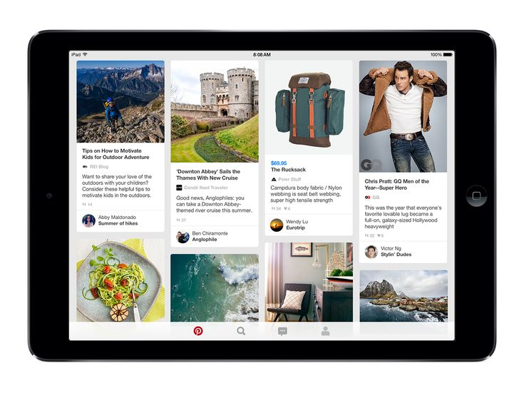 Pinterest Boards iPad App Double Your Followers How to