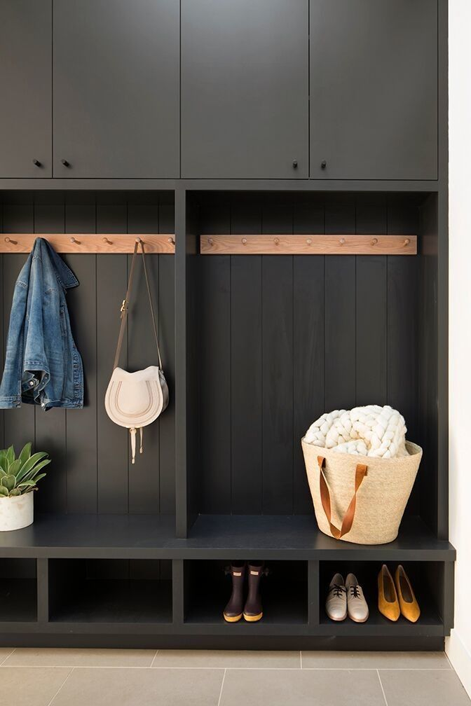 Why This Couple Left Their Modern Farmhouse For Texas Mudroom