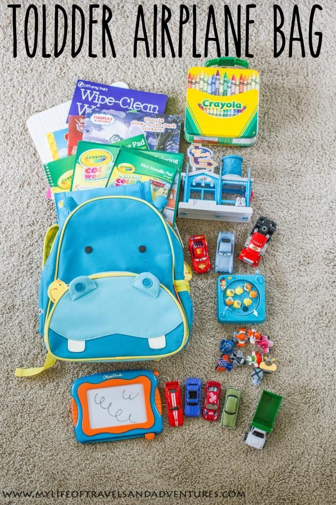 Travel Busy Bags  Month Old