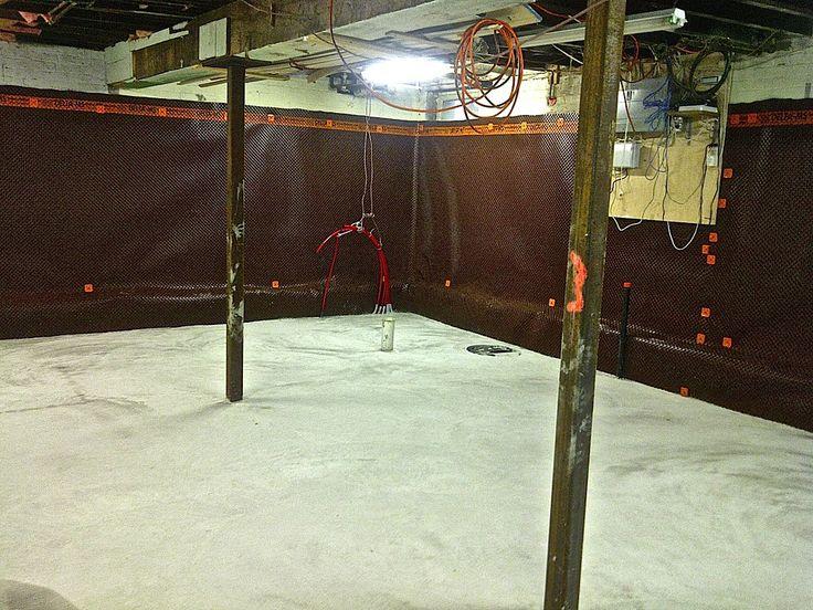 1000 ideas about basement waterproofing on pinterest