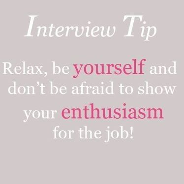 5 #Interview Tips