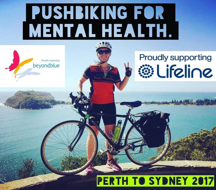 Pushbiking for Mental Health | Inspire Dee Why | Yoga Studio on the Northern Beaches