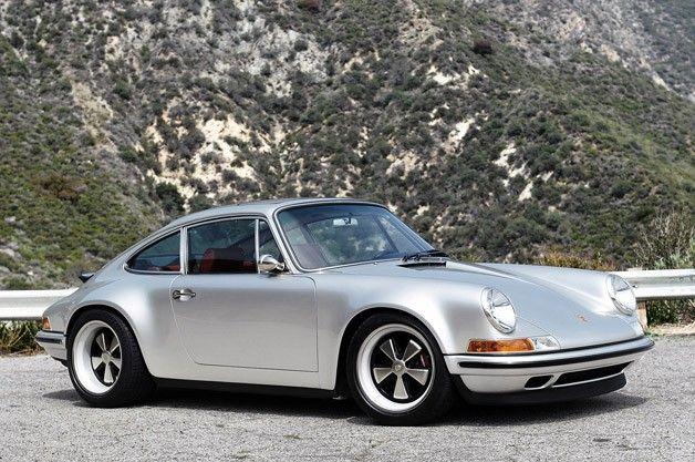 Porsche 911 restored by Singer