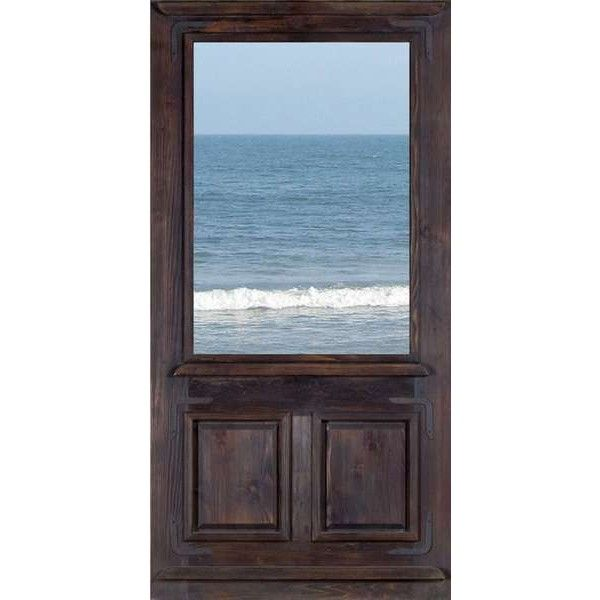 "Solid Pre-Finished Knotty Pine Door with Clear Glass 42"" x 84"" Rustic... ❤ liked on Polyvore featuring home, furniture, storage & shelves, doors, rustic pine furniture, pinewood furniture, pine wood furniture, mahogany wood furniture and arch furniture"