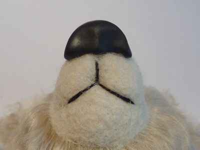 Amigurumi Bear Nose : Best nose images polymer clay polymers and bear