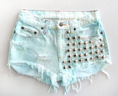 28 best Upcycled Jean Shorts images on Pinterest