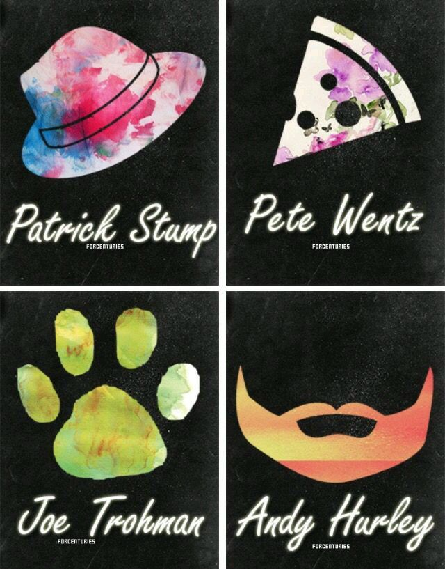 Fall out boy members
