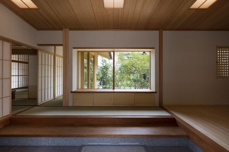 Gallery of House of Holly Osmanthus / Takashi Okuno - 18