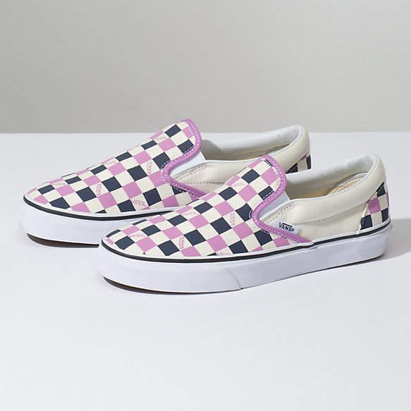 US Open Slip-On | Vans shoes outfit