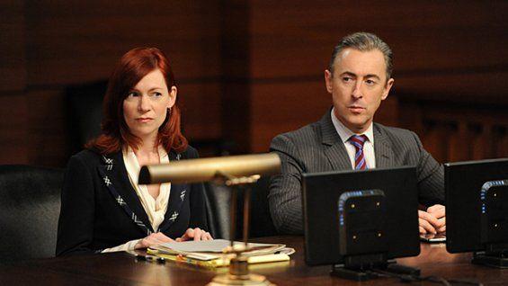 'The Good Wife' season 7 spoilers: First news on Carrie Preston's return | CarterMatt.com