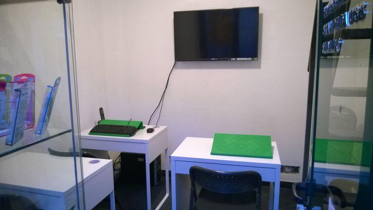 L'aula informatica è nuova, ma le tariffe dei corsi e delle lezioni di informatica restano le stesse degli anni scorsi!