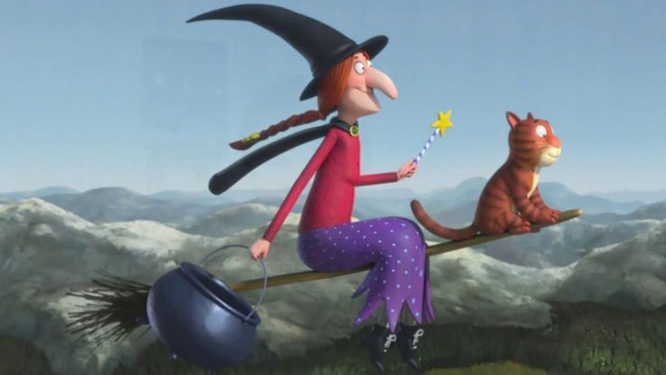 DVD Review: Room on the Broom by KIDS FIRST! Film Critic Rohan F. #KIDSFIRST! #RoomontheBroom