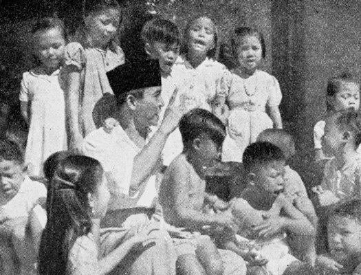 Sukarno & Kids