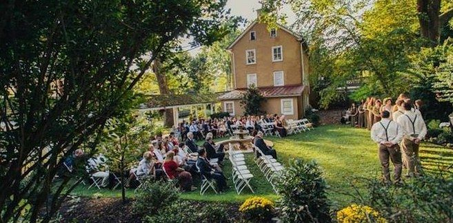 The Washington at Historic Yellow Springs — Philadelphia | 15 Absolutely Stunning Wedding Venues That Cost Less Than $3,000