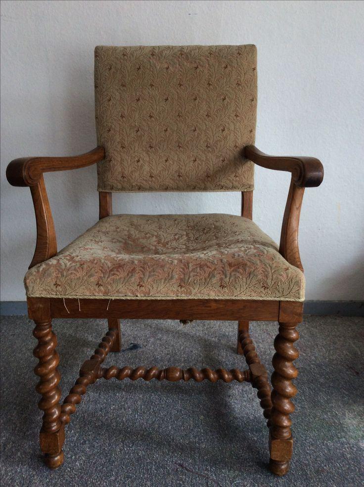Elins stol før....