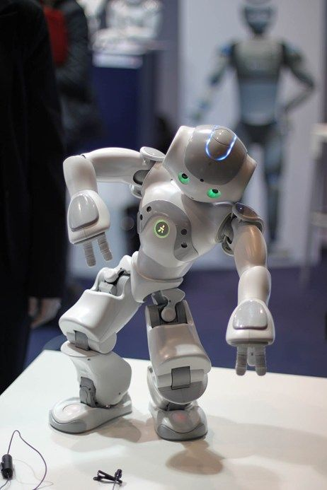 Creationists buy robot to study technology's impact on humanity  http://www.roboticstocktradingsystem.com/