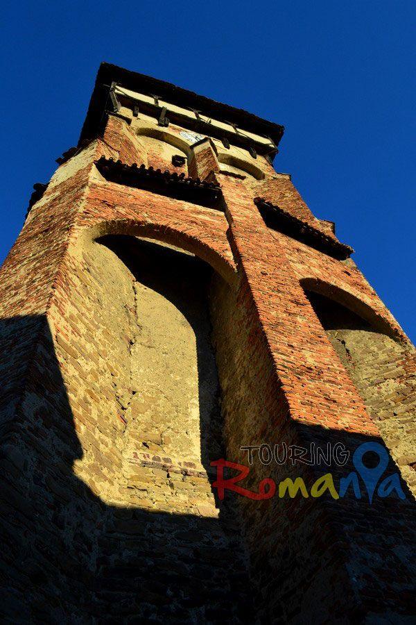 Transylvania, Fortified Church from Valea Viilor Private Tour  www.touringromania.com