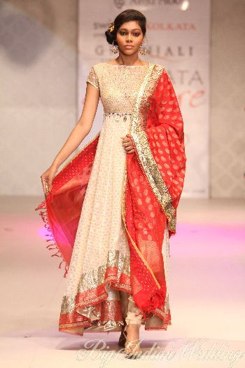 from http://www.AnjuModi.com/ 2013 Bridal Collection