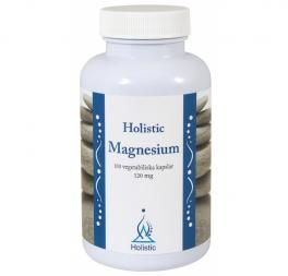 Magnez organiczny Holistic 100 kapsułek