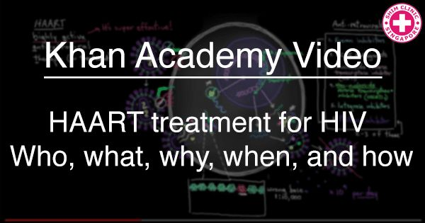 Video: HAART Treatment for HIV - Read here: https://www.shimclinic.com/blog/video-haart-treatment-for-hiv. #ThingsYouShouldKnow #Video #AIDS #HIV #HIVAIDS #STD