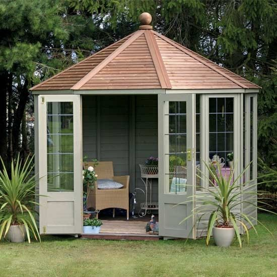 Diy summer house uk