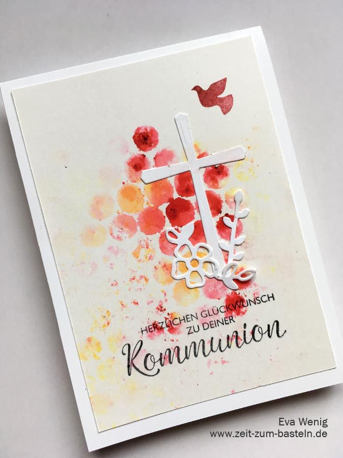 Blog Hop Stamp Arttack Kirchliche Feste Karten