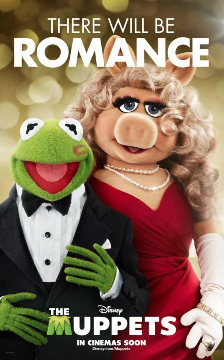 Spoof Muppets trailer.: Movie Posters, Romances, Misspiggy, The Muppets, Muppets Posters, Couple, Frogs, Sweet Peas, Miss Piggy And Kermit