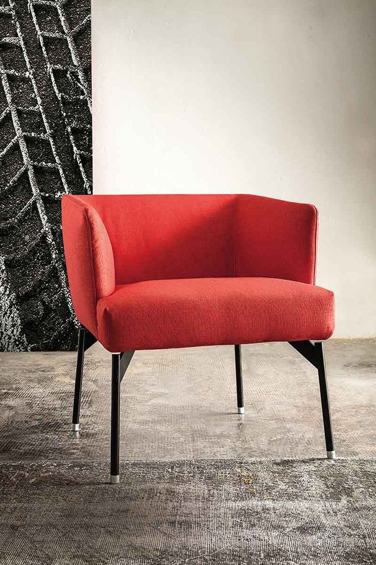 770 LEVEL . Cover: Fabric or leather cover. Fabric cover completely removable. To purchase these items contact RADform at +1 (416) 955-8282 or info@radform.com #modernfurniture #contemporarydesign #interiordesign #modern #furnituredesign #radform #architecture #luxury #homedecor #redchair #vibieffe