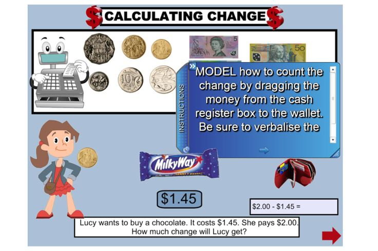 Teach your students how to count change with this fantastic IWB lesson using Australian Currency! http://interactivelessons.com.au/