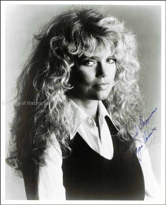 DYAN CANNON - PHOTOGRAPH SIGNED - DOCUMENT 198659