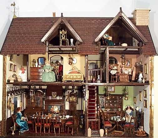 About Doll Houses3011 best DOLLSHOUSE   INTERIORS   ACCESSORIES  images on  . Dolls House Interiors. Home Design Ideas