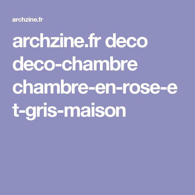 archzine.fr deco deco-chambre chambre-en-rose-et-gris-maison