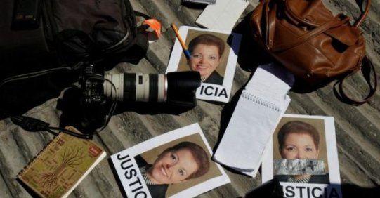 Wartawan Dibunuh, Koran Meksiko Mogok Terbit