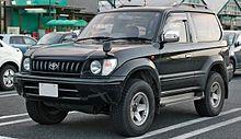 Toyota Land Cruiser Prado - Wikipedia, the free encyclopedia
