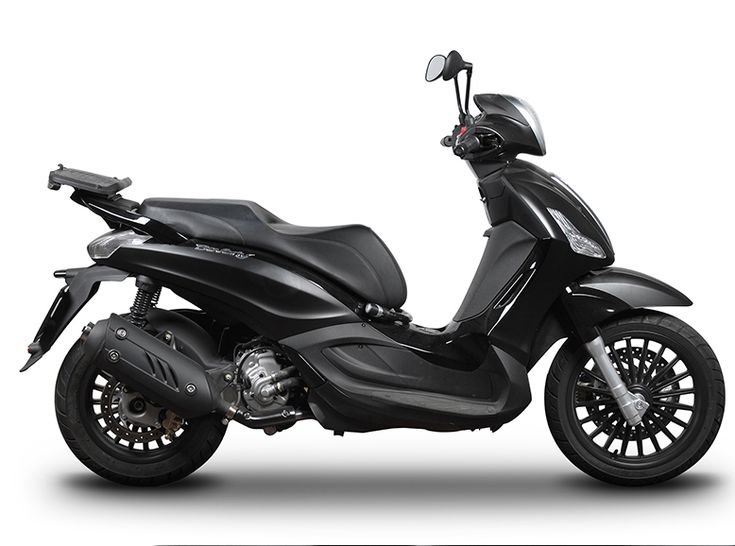 PIAGGIO BEVERLY SPORT TOURING 350 of the year 2013 Case fittings - Shad - Engineered for riding