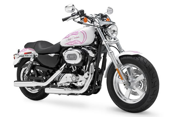 Pink Harley Davidson Motorcycle   ... 2011 Harley-Davidson 1200 Custom - HDForums.com Harley Davidson Forums