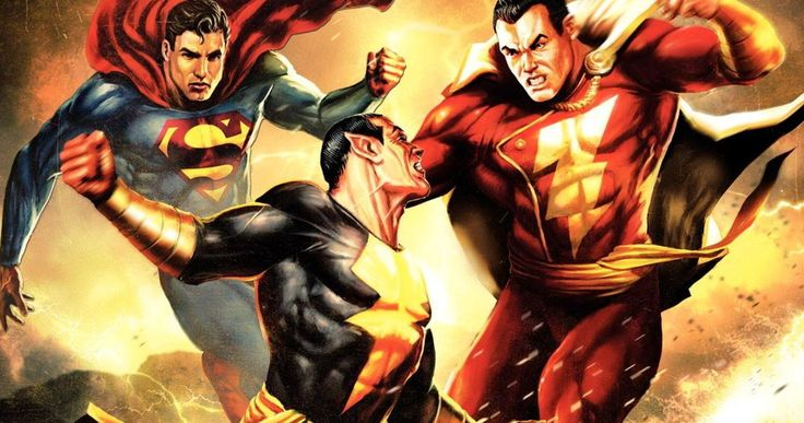 Shazam Will Be the Next DC Movie After Aquaman -- Shazam has bypassed The Batman and Gotham City Sirens as the superhero movie DC wants to shoot next. -- http://movieweb.com/shazam-movie-shooting-start-date-february-2018/