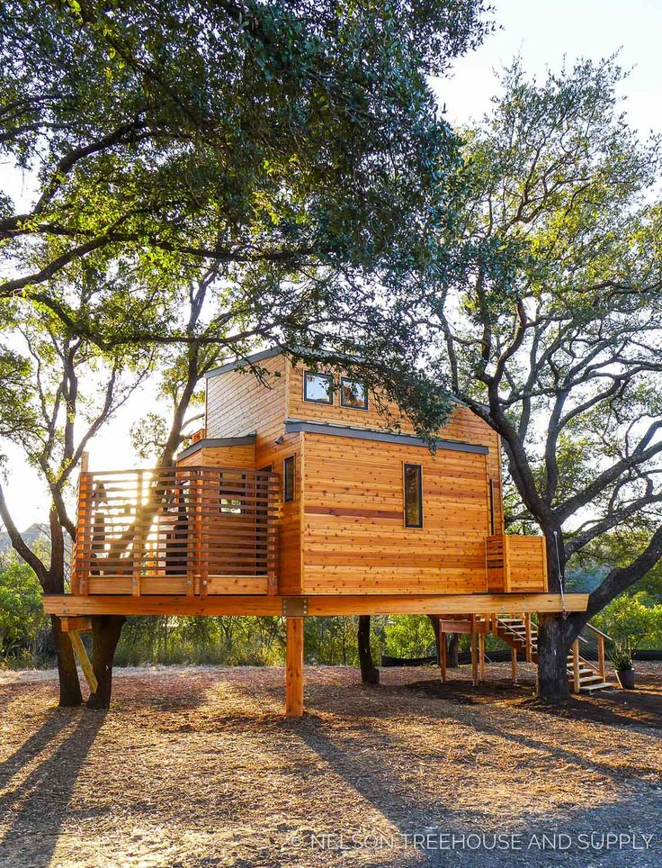 City Sleeker Treehouse - Pete Nelson