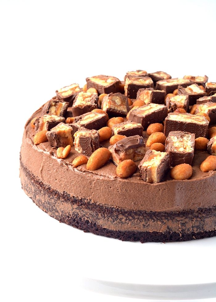 how to make chocolate cake using nutella