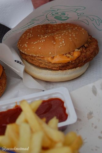 We discovered the Bicky burger in Ghent, read what we thought.
