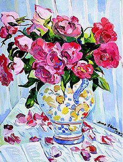 One of my favorite paintings by Irma Stern