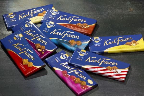 Fazer Chocolate <3