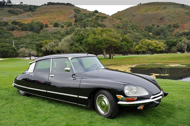 1972 Citroen DS21 My dream car-one day...